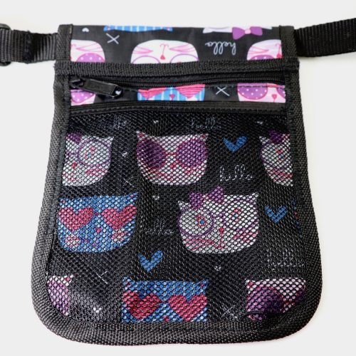 Big Cats Pouch rear