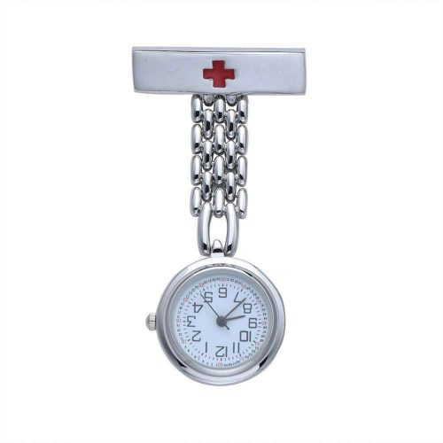 Silver Red Cross